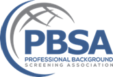 PBSA (Professional Background Screening Association)